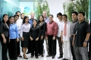 GGPC and GBC Teams at the Ortigas Office