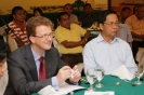 2009 Sep. 30 UK Ambassador and Undersecretary Santos Endorse GGP Power Plant