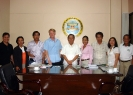 2010 Jul. 30 Meeting with Negros Occidental Governor